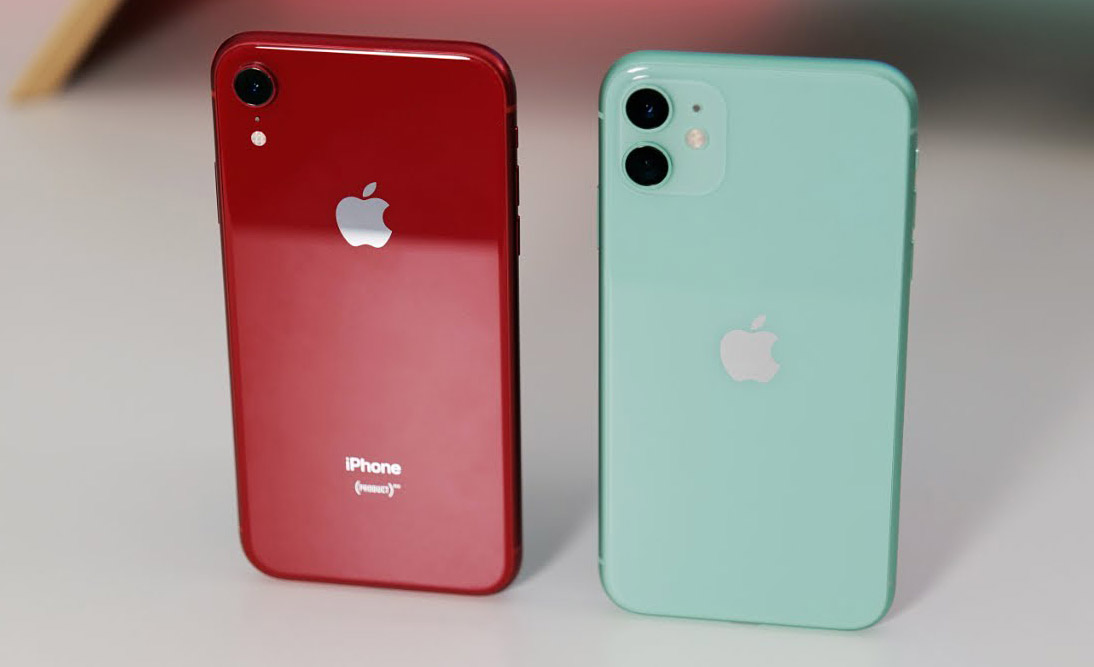 IPHONE 11 vs IPHONE XR Counterpoint