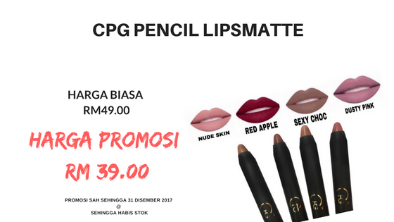 Lipstick CPG Offer