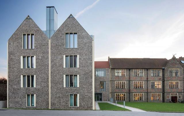 Civic Trust Awards Win for Brighton College, Boarding House