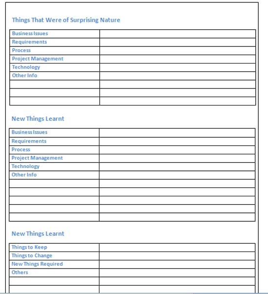 business trip summary report template - Intoanysearch