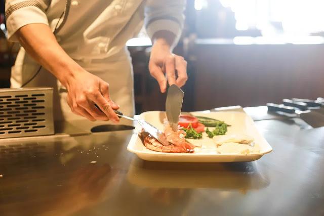 خدمات المطاعم