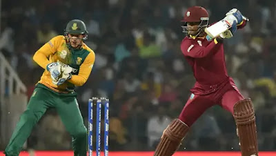 ICC WORLD CUP 2019 SA vs WI 15th Match Cricket Tips