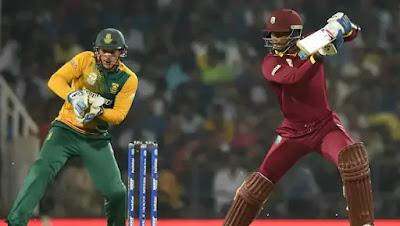 ICC WORLD CUP 2019 SA vs WI 15th Match Cricket Tips