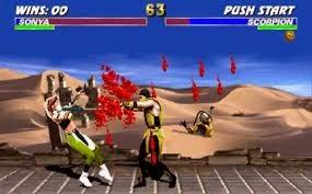 تحميل العاب 1415 - لعبة Mortal Combat 3