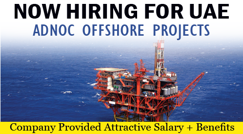 Abu Dhabi National Oil Company (ADNOC) Offshore Projects