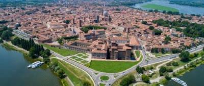 Visita a Mantova...Itinerario 2 giorni Lombardia - Veneto / Gite e vacanze in Italia.