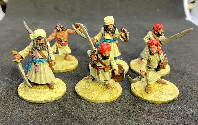 Arabian Bandits
