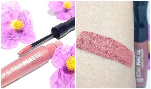 Liquid Lipstick Rimmel Notino