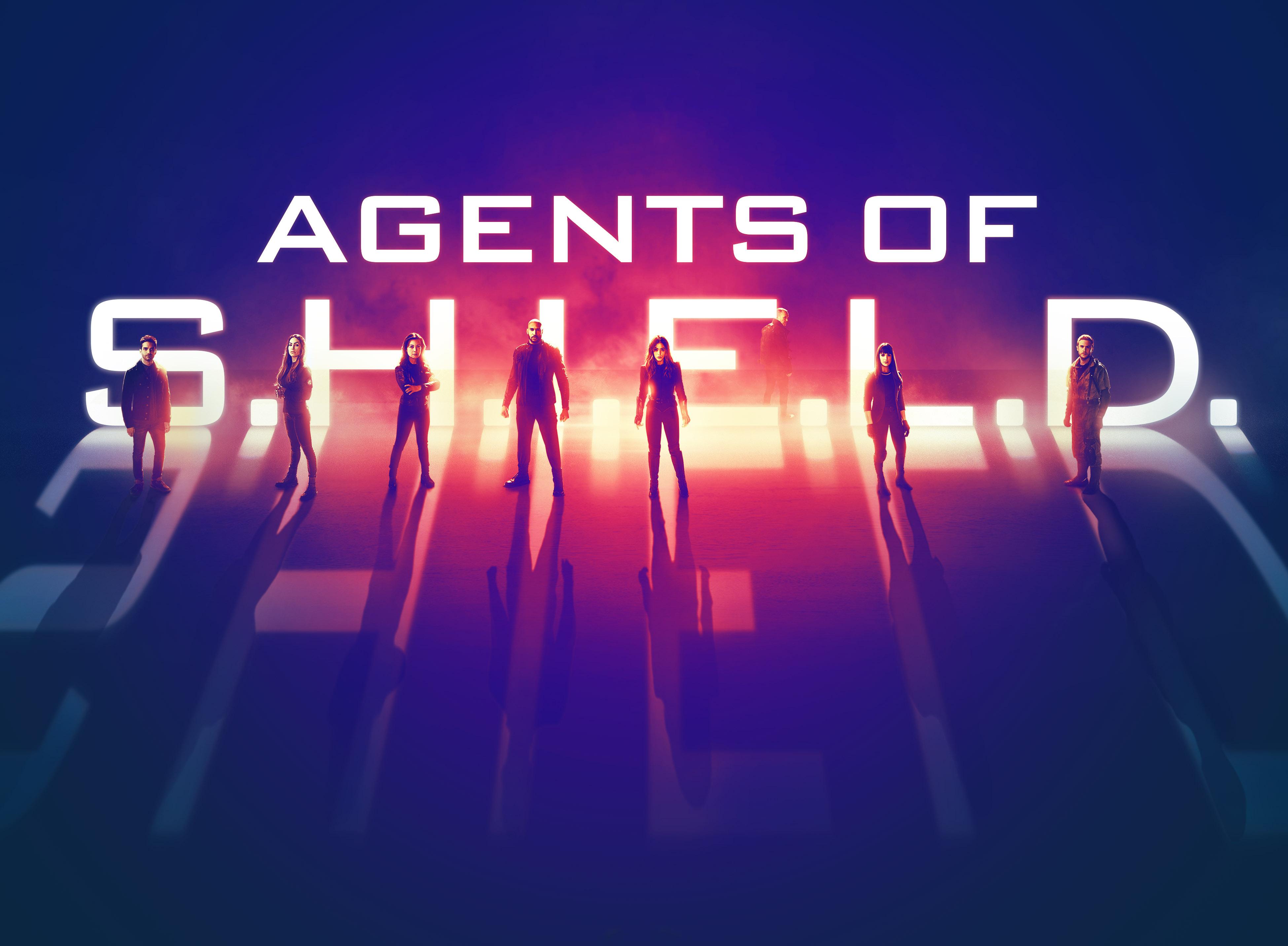 Agents of SHIELD, Season 6, 2019, 4K, TV Series