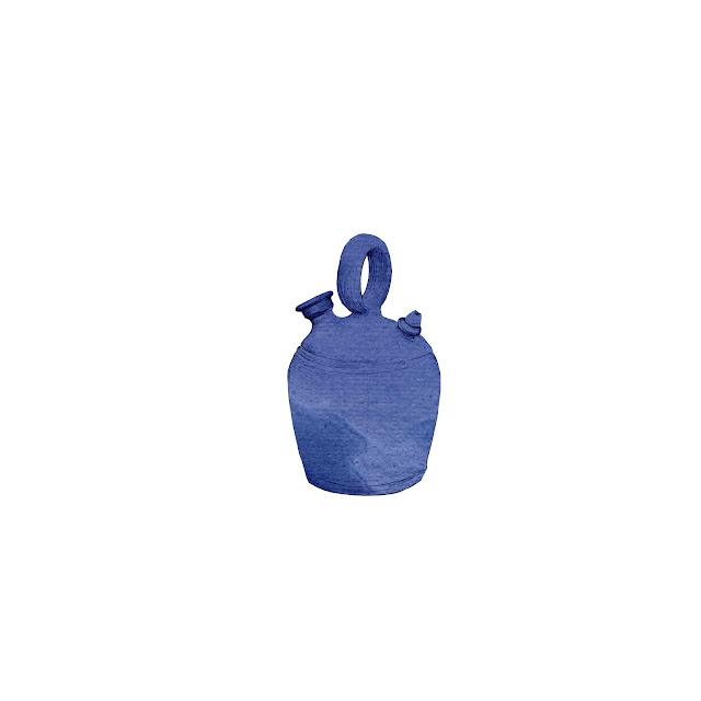 azulejo, ceramica azul, botijo