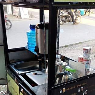 Lowongan Kerja Pegawai Jaga Stand Gerobak Minuman Thai Tea & Bubble