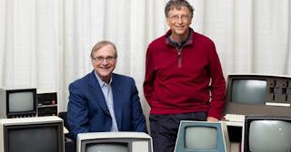 Bill Gates Dan Paul Allen Pendiri Microsoft
