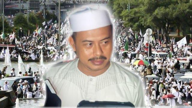 Antisipasi Demo, Pemeriksaan Ketua PA 212 Dipindah ke Polda Jateng