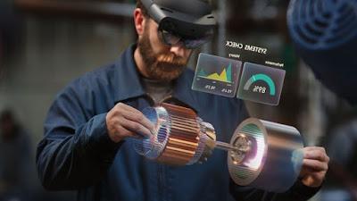 HoloLens Mixed Reality