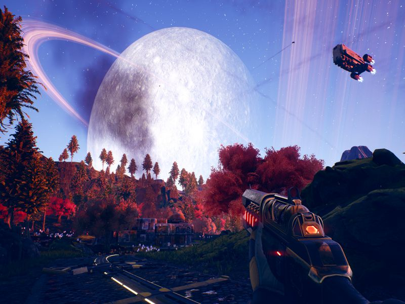 Download The Outer Worlds Free Full Game For PC