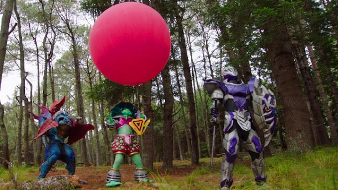 Power Rangers Dino Fury Episode 9 Subtitle Indonesia
