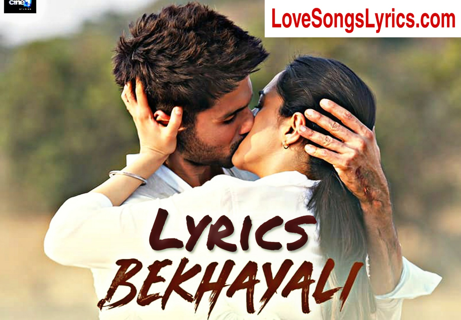 Bekhayali Song Lyrics In hindi