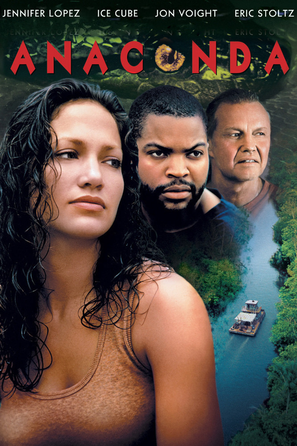 Anaconda 1997 - Full (HD)