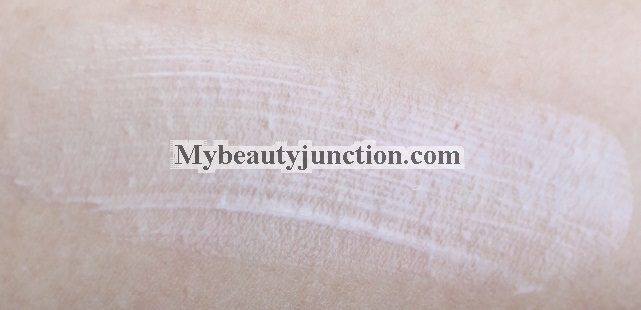 Bourjois Happy Light Matte Serum Primer review, swatch, photos