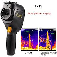 Thermal Camera - Kamera Pelacak Panas