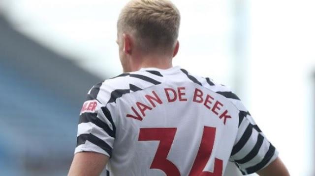 Manchester United Vs Tottenham, Prediksi Susunan Pemain dengan Donny van de Beek