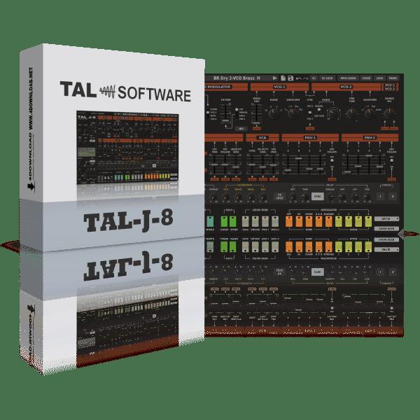 TAL-J-8 v1.5.3 Full version