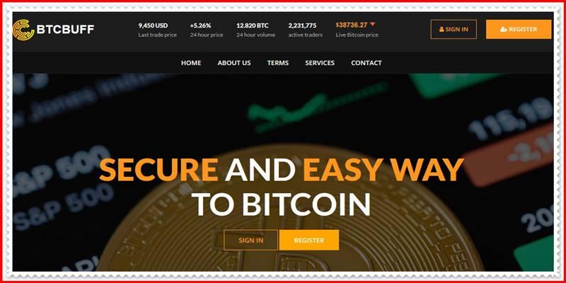 Мошеннический сайт btcbuff.com, bitfenix.net – Отзывы, развод, платит или лохотрон? Мошенники