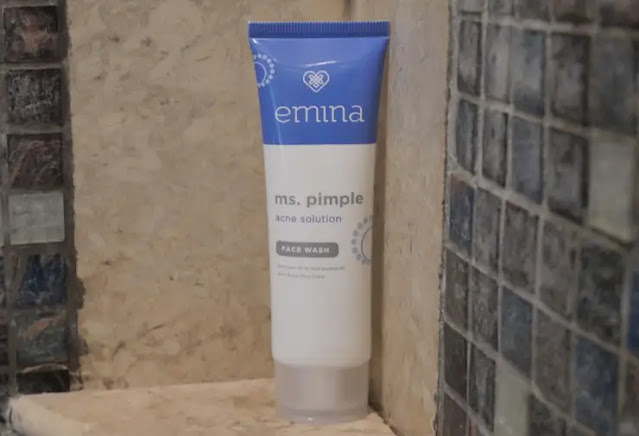 Emina Ms. Pimple Facial Wash