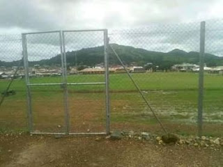 HAS OBUASI BOETE PARK BEEN SEIZED OR MANHANDLED