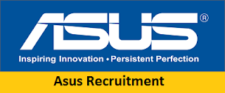 Asus Recruitment 2017-2018