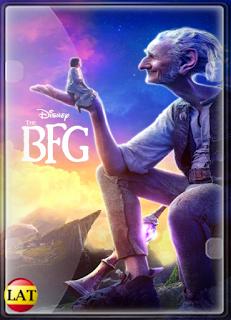 El Buen Amigo Gigante (2016) DVDRIP LATINO