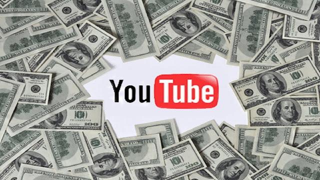 Argent sur internet avec youtube en ligne