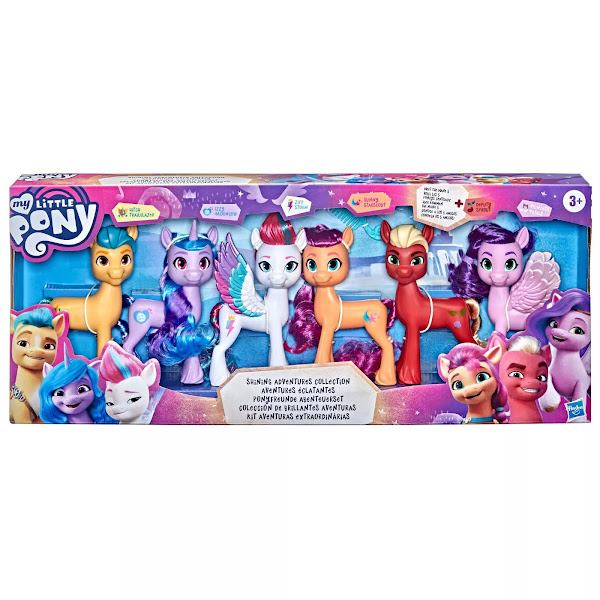 My Little Pony: A New Generation Shining Adventures Collection