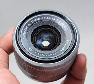 Lensa Fujifilm XC 15-45 f3.5 - 5.6 OIS PZ
