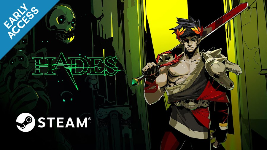 Hades Comes to Steam Early Access - Gameslaught
