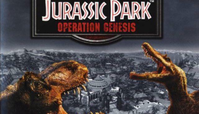 Jurassic Park Operation Genesis PC Game Free Download