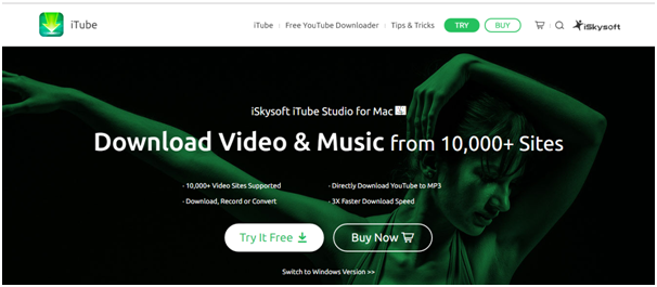 iTube Studio for Mac Review