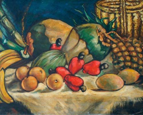 Pinturas y dibujos - 1960