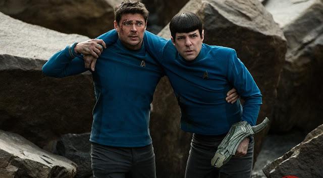 """Assista ao segundo trailer completo de """"Star Trek: Sem Fronteiras"""""""