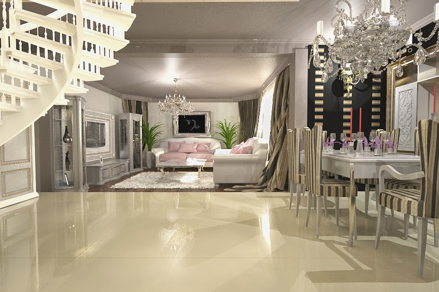 Design - interior - case - vile - Bucuresti