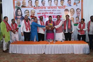 #JaunpurLive : उभामो के चौपाल में गरजे राजहंस सिंह