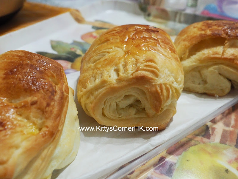 Chestnut Paste Pastry DIY recipe 栗子酥 自家烘焙食譜