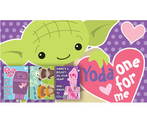 Free Star Wars Valentine Cards