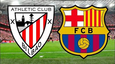 مباراة برشلونة وأتلتيك بلباو بين ماتش اليوم مباشر 6-1-2021 والقنوات الناقلة في الدوري الاسباني