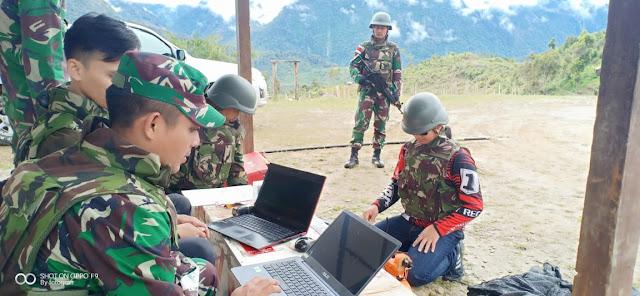 Belum Diketemukan Pencarian Helikopter MI 17 TNI AD Yang Hilang Di Papua