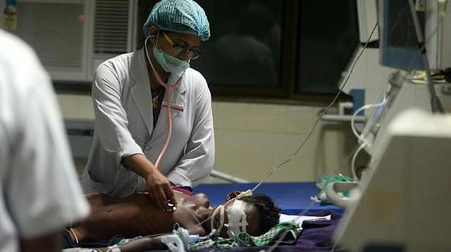 Αδιανόητη τραγωδία: 64 παιδιά πέθαναν σε νοσοκομείο επειδή σταμάτησε η παροχή οξυγόνου λόγω χρεών