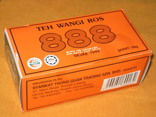 Teh Wangi Ros 888