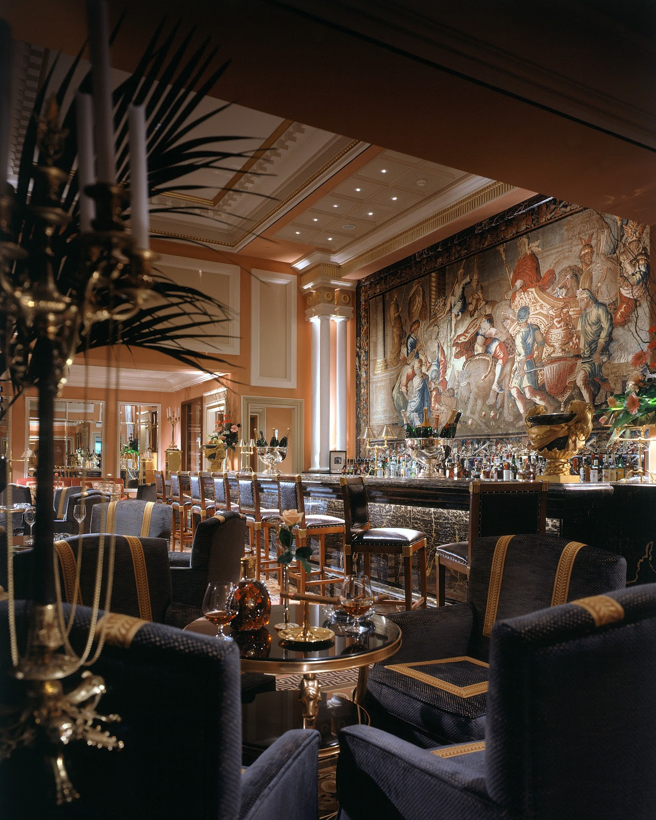 Passion For Luxury  Hotel Grande Bretagne  Athens