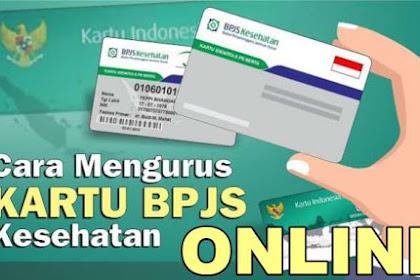 Cara Daftar BPJS Online (Mudah Nggak Ribet !)