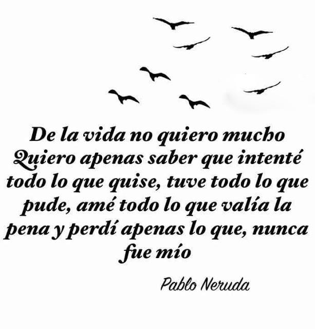 Soneto Ii Pablo Neruda